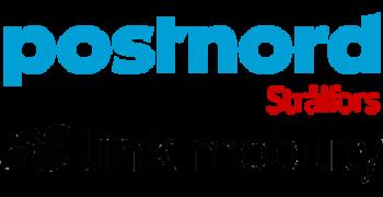 postnord og link mobility logo