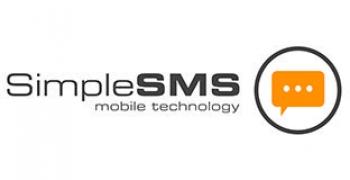SimpleSMS logo