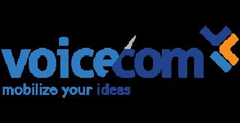 Voicecom logo