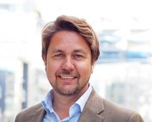 Konsernsjef for LINK Mobility Arild Hustad, er veldig glad for at Lars Christian blir en del av den europeiske ledelsen.