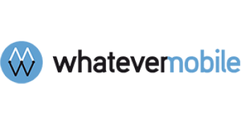whatevermobile logo