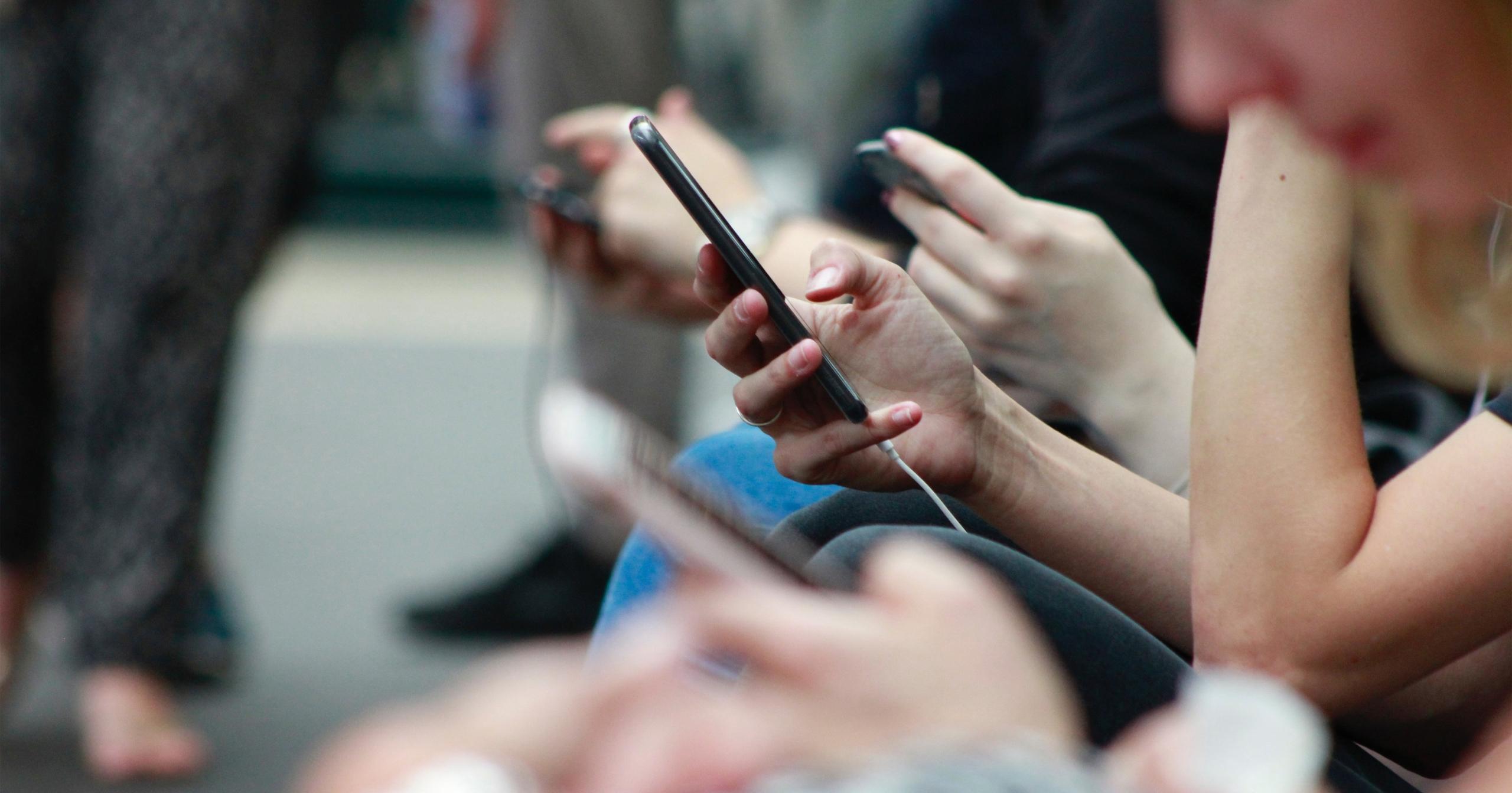 Markedsførings på mobil